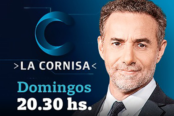 La Cornisa - Domingos 21hs - LN+