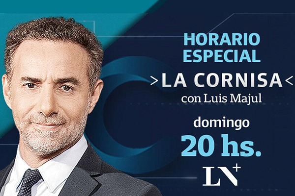 La Cornisa - Domingos 20hs - LN+