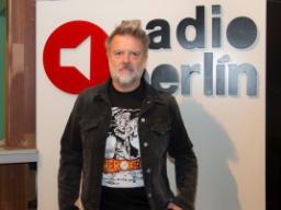 Show de música y vinos en Radio Berlín
