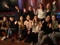 Alumnos de UDESA en Radio Berlín