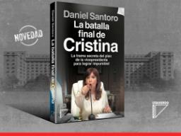 LabatallafinaldeCristina: El nuevo libro Daniel Santoro