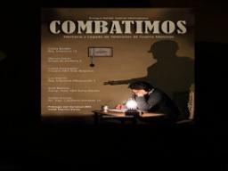 """Este viernes se presentará el libro """"Combatimos"""""""